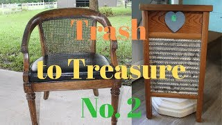 Trash to Treasure No. 2
