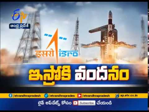 ISRO Successfully Lifts Off PSLV C40 From Sriharikota