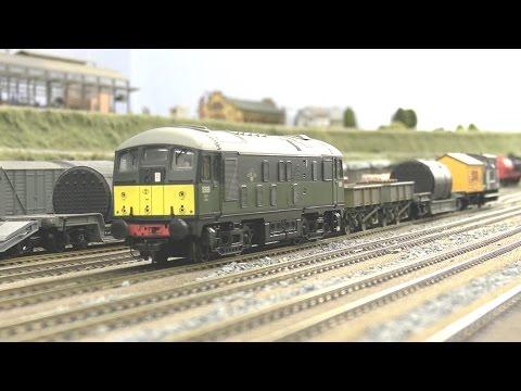 North East model railway - Mixed Traffic 5