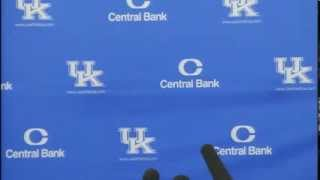 Kentucky Wildcats TV: Coach Floreal Press Conference