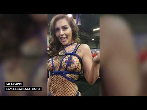CAM4 HOTTIES AT EXXXOTICA CHICAGO 2019!