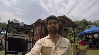 Behind the Scenes of ANNAMALAI Singapore TV Drama, Mediacorp Vasantham | Bala Ganapathi William