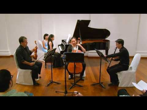 SIFOM 2015 #3 03 Messiaen Quartet for the End of Time