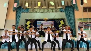 lagi syantik dance x hakka smkahmad hariguru2018