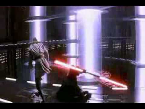 Star Wars Duel of Fates Remix Music Video