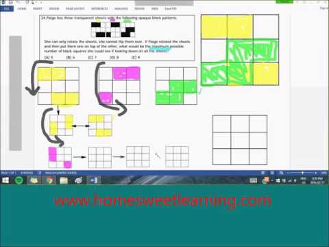 Math Kangaroo Level 34 2015 Question 24 Solution