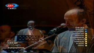 Mehmet Kemiksiz (Vardım Kırklar Yaylasına ve Kasîde)TRT 2008 Ramazan 10.09.08 HD
