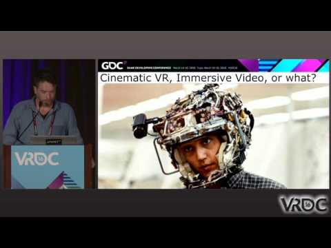 Best Practices for Cinematic VR Production