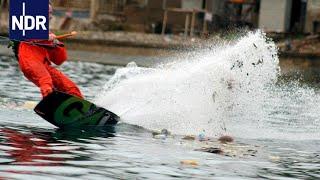 Umwelt: Surfen in der Müllhalde Meer | NDR Doku | DIE REPORTAGE