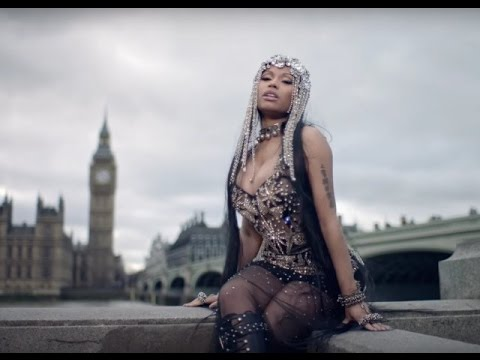 """Nicki Minaj Under Fire For The Location Of Her New Music Video """"No Frauds"""""""