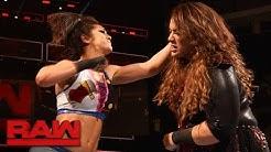 Bayley vs. Nia Jax: Raw, July 31, 2017