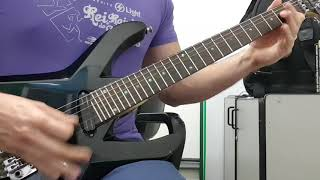 🔴Joe Satriani - Energy (Ivan Melchiades Tribute Cover) - First Making Of Video