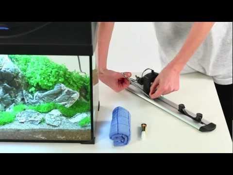 easy led universal 895mm balken unboxing doovi. Black Bedroom Furniture Sets. Home Design Ideas