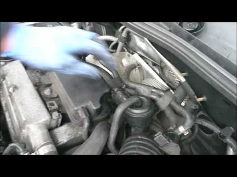 How to change 1.8t Dump Valve VW / Audi / SEAT / Skoda