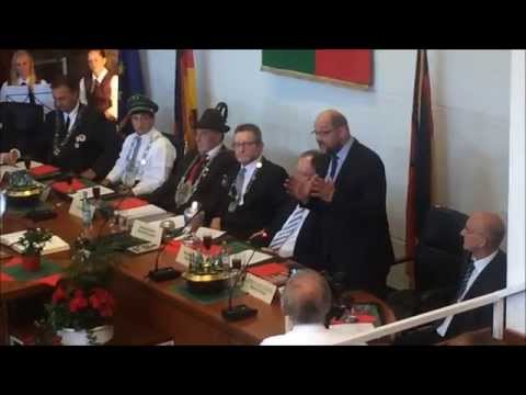 2015 Peine - Europaschützenfest - Martin Schulz