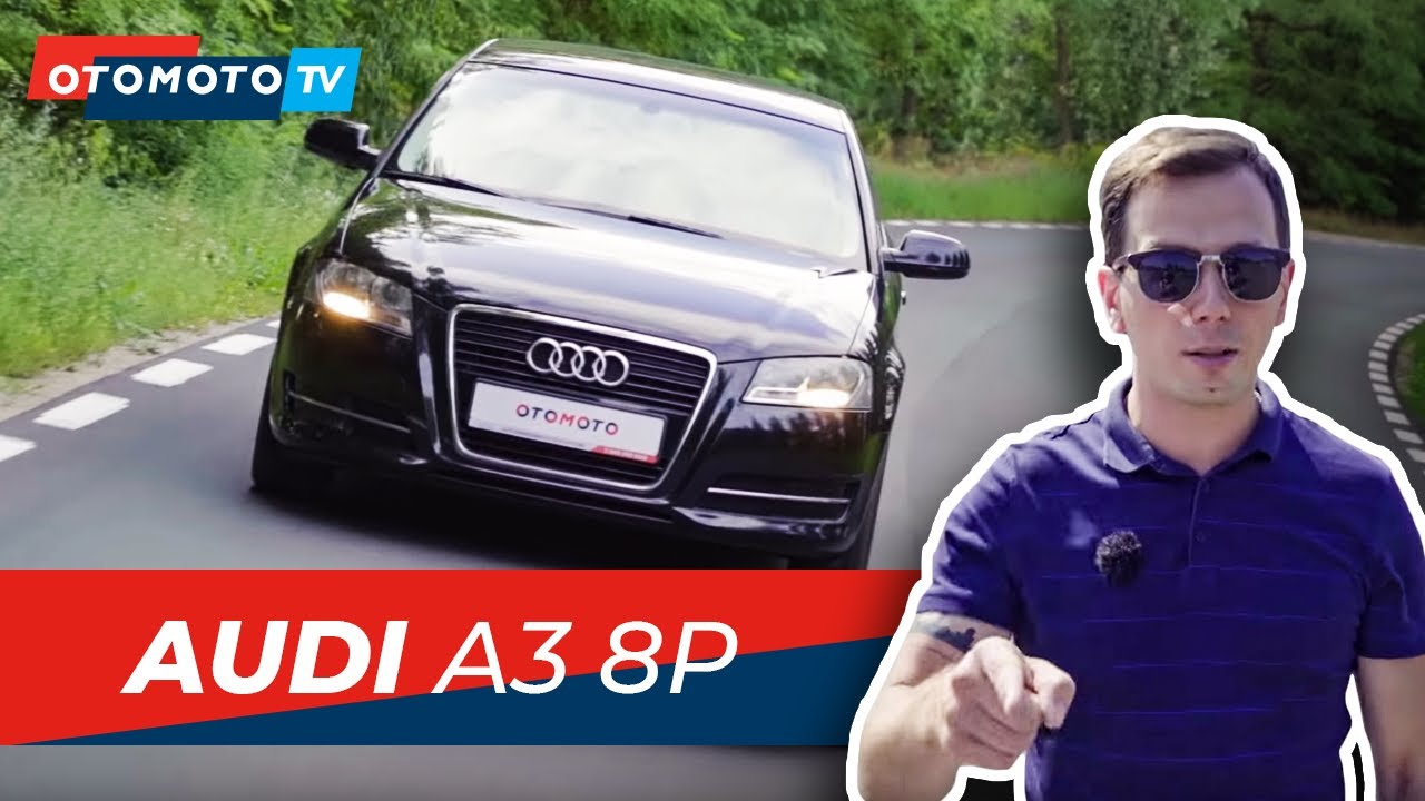 Audi A3 8p Najlepiej Wykonany Kompakt Top10 Otomoto Youtube