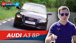 Audi A3 8P - najlepiej wykonany kompakt? | #TOP10 OTOMOTO