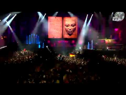 Avicii  //Tomorrowland 2012 Live Official HD