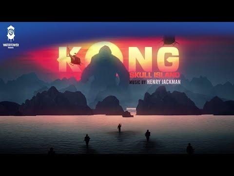 OFFICIAL: Kong: Skull Island Soundtrack - Man v. Beast - Henry Jackman