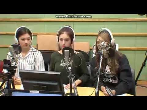 [FULL] 160819 I.O.I (아이오아이) - 슈퍼주니어의 Kiss the Radio