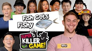 Killer Game S4E10 Fish Gets Fishy