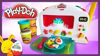 Pate à Modeler Play Doh - Cuisine dans le four magique - Titounis Tounis Toys