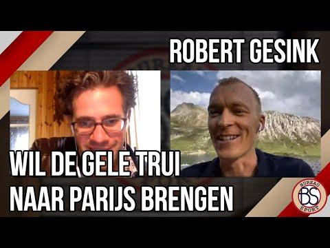 Robert Gesink: 'Gewoon ballen eraf draaien in Tour'