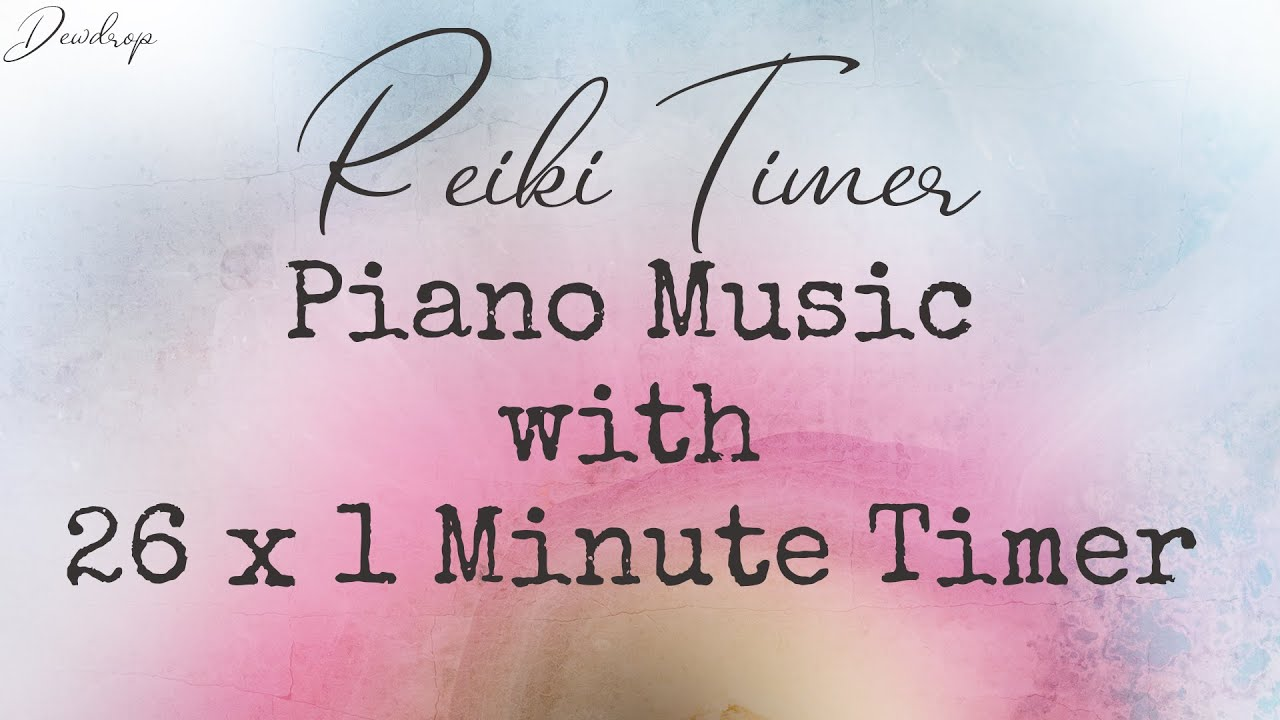 one minute timer with music