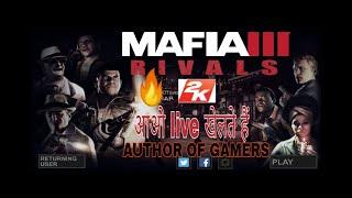 My Mafia III: Rivals Stream