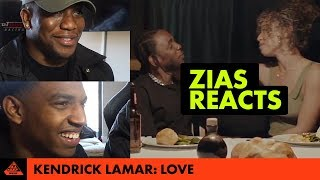 Baixar ZIAS! Reacts   LOVE. - Kendrick Lamar ft. Zacari