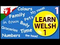 Learn Welsh For Beginners Lesson 1 mp3