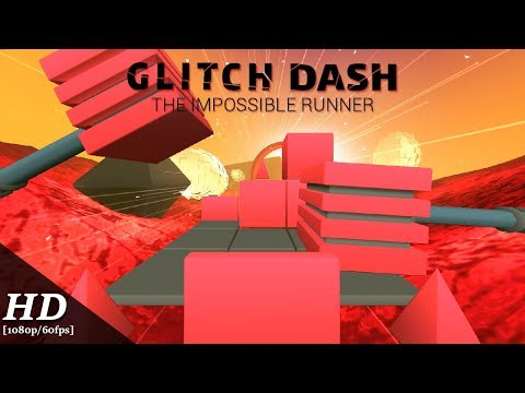 Glitch Dash Android Gameplay [1080p/60fps]