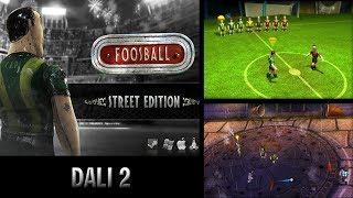 Foosball  - Street Edition PC Gameplay FullHD 1080p