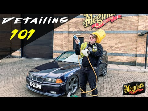 How to WASH your car – Detailing 101 Ep.2