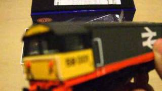 Heljan Class 58 Diesel Locomotive Review