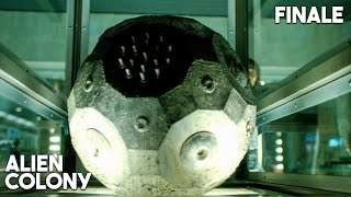 The Andromeda Strain 2008 Explained In Hindi | Alien Beings S1E4