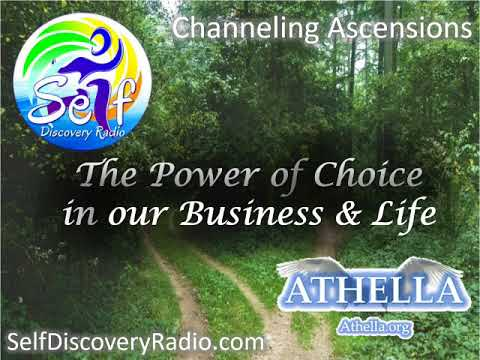 Self Discover Radio - The Power of Choice in our Business & Life