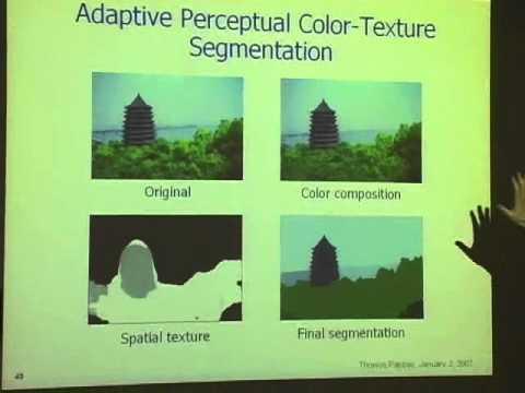 Perceptual Image/Video Segmentation and Semantic Classification