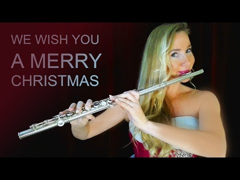 We Wish You a Merry Christmas Flute