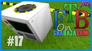 Minecraft FTB - Ep.17 - Fast Quarry With Solar