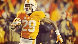 Evan Berry  Best Returner in College Football  Tennessee Highlights