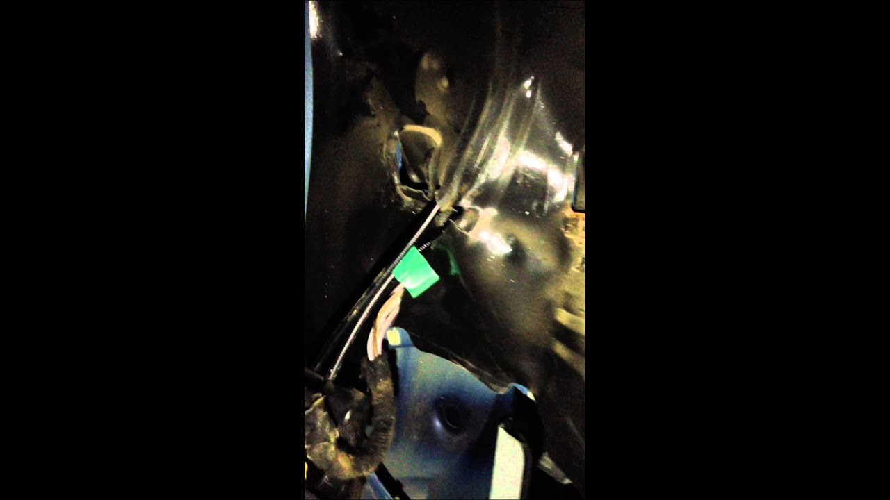 2009 Ford F 150 Rear Door Stuck Wont Open Youtube 2010 F150 Platinum Fuse Box