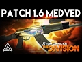 The Division | Patch 1.6 MEDVED Exotic Shotgun Review