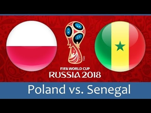Poland 1 - 2 Senegal (Group H, Matchday 1) Group Stage World Cup 2018