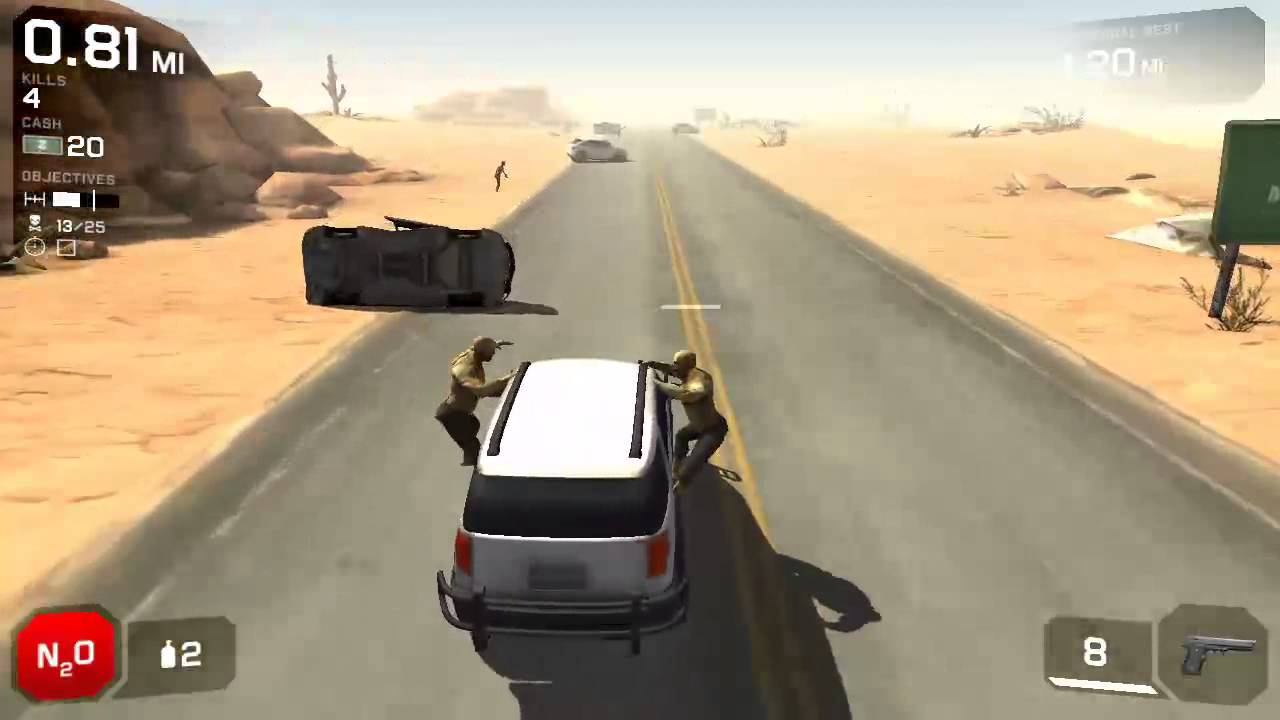 Best car and zombie game for android zombie highway 2 free game