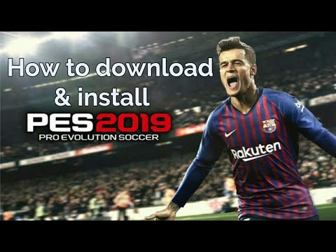 PES 2019 mobile, how to download & install without registration