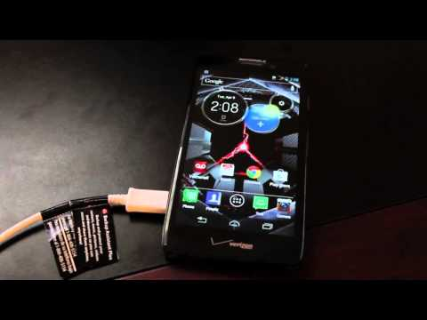 Motorola droid RAZR HD/ Maxx  Verizon New Root