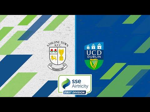 First Division GW10: Athlone Town 2-3 UCD