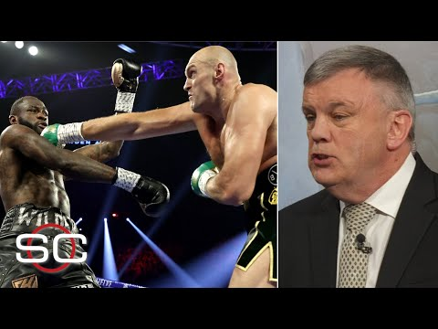 Instant Reaction To Tyson Fury's TKO Of Deontay Wilder | SportsCenter