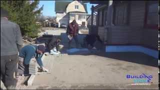 Кладка тротуарной плитки своими руками(Облагораживая территорию вокруг вашего дома -- передний и задний двор, вы наверняка задумаетесь, что же..., 2014-04-12T10:14:46.000Z)